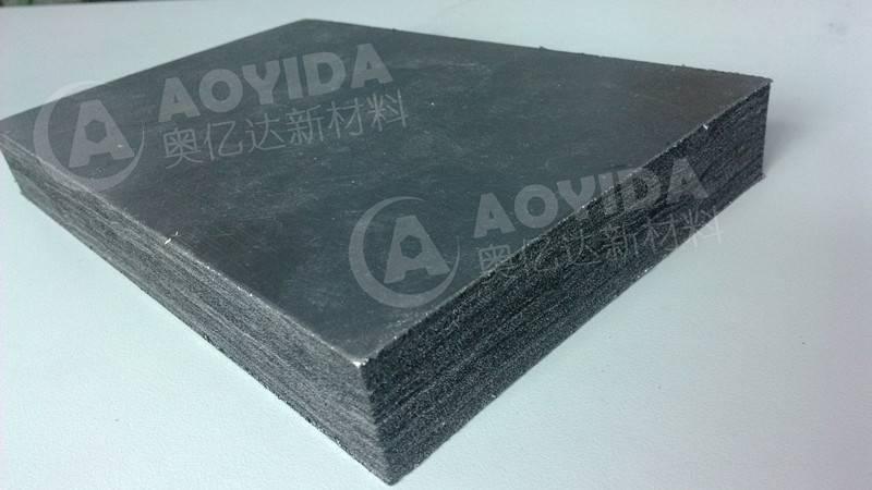 Rigid Thermal Insulation Carbon Fiber Material