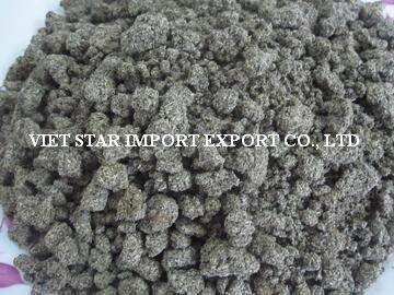 cassava distillers residue powder
