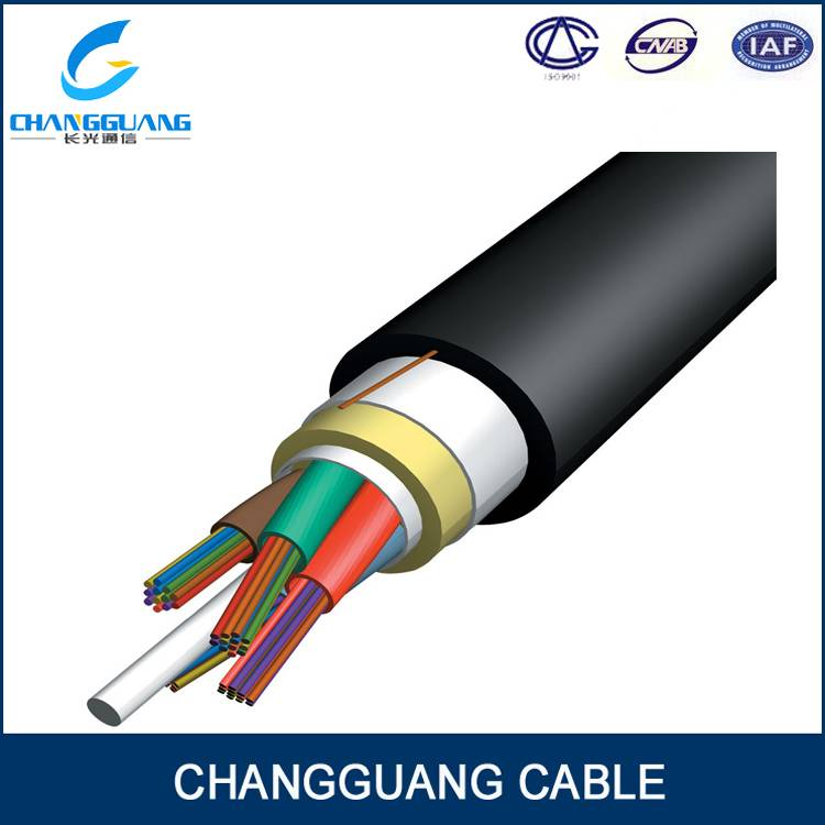 ADSS optical cable for aerial