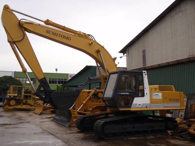 Sell LS2800FJ,Used,Sumitomo,Excavator