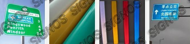 Boyss high quality reflective sticker,reflective vinyl,reflective sheeting