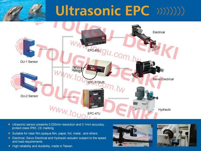 Ultrasonic Edge Guiding (Ultrasonic EPC)
