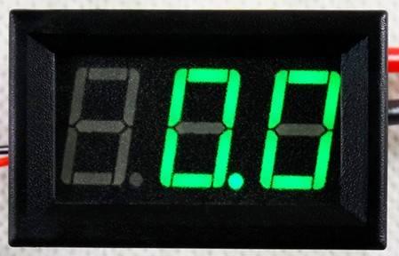ampere meter DC