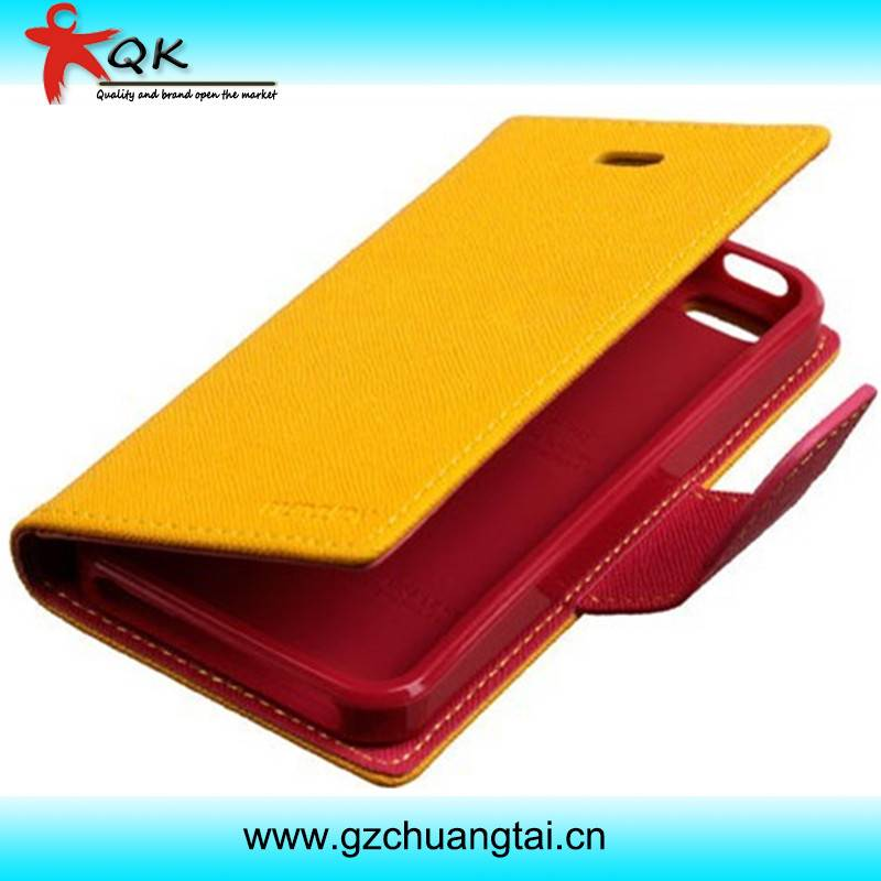 FANCY DIARY WALLET COVER FLIP CASE FOR BRANDED MOBILE PHONE