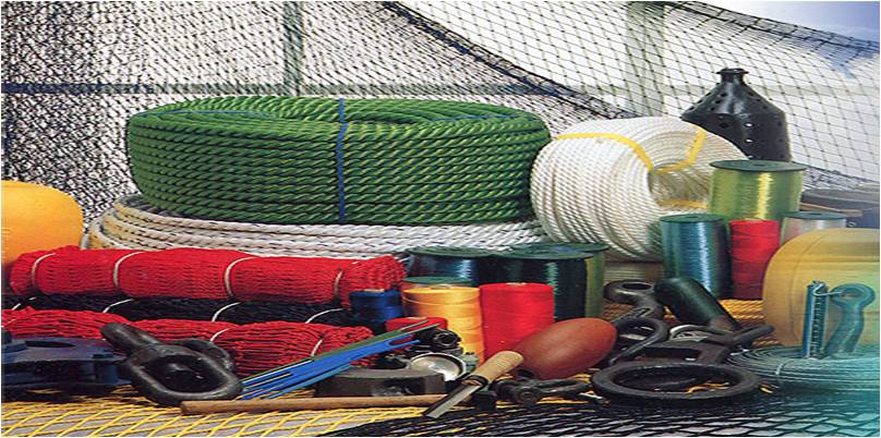 fish net & rope(accessories)