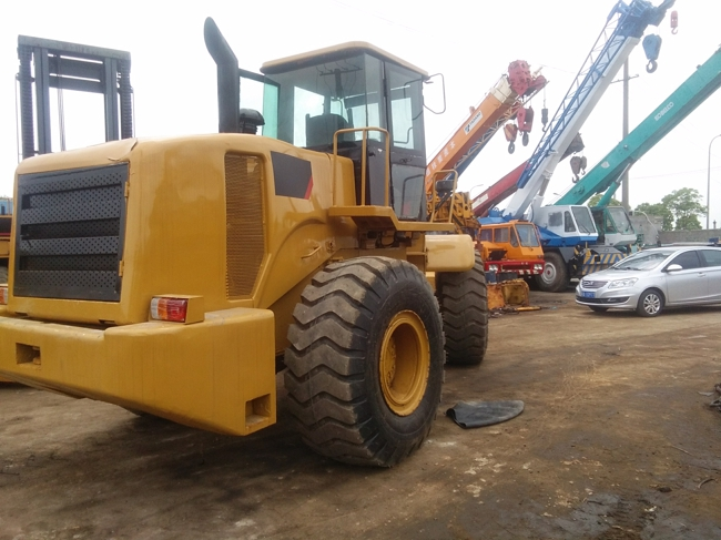 used caterpillar wheel loader 950H 960 980 for cheap sale