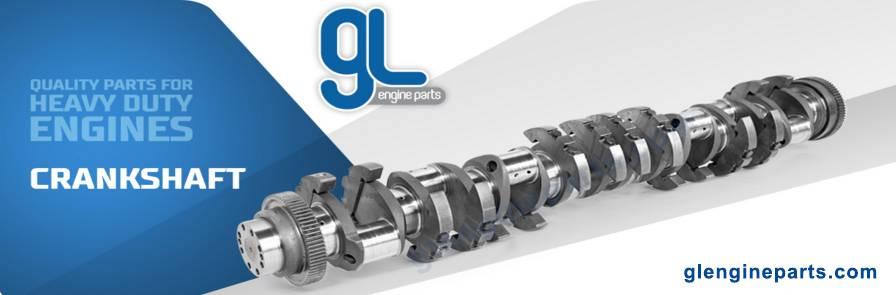FGLD 180, FGLD 240, SF360, SF480, SFGM560 Crankshafts