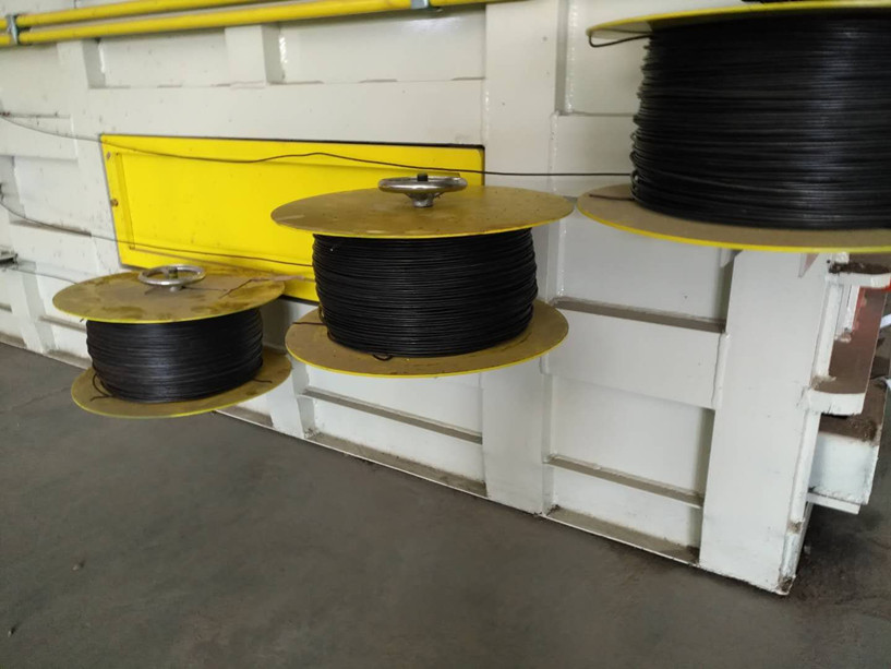 Automatic Baling Wire