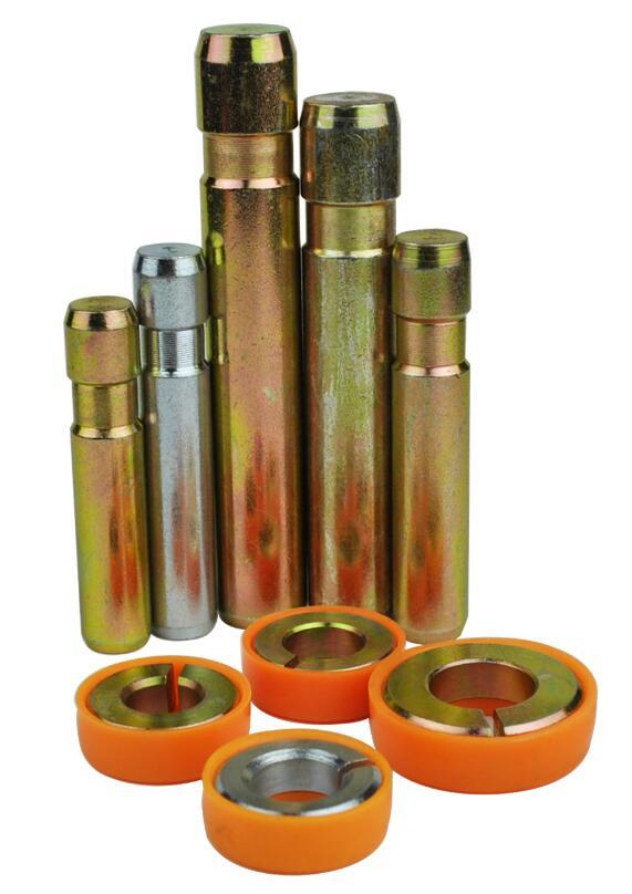 Hyundai bucket tooth pins and Retainer: E161-3035,61E5-11150,5411-180002,E262-5004,P235,61E5-11150