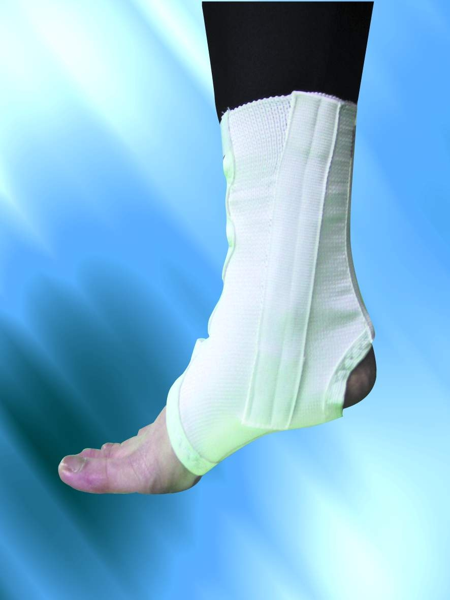 V-5C ELASTIC ANKLE SUPPORT WITH LATERAL INCREASE
