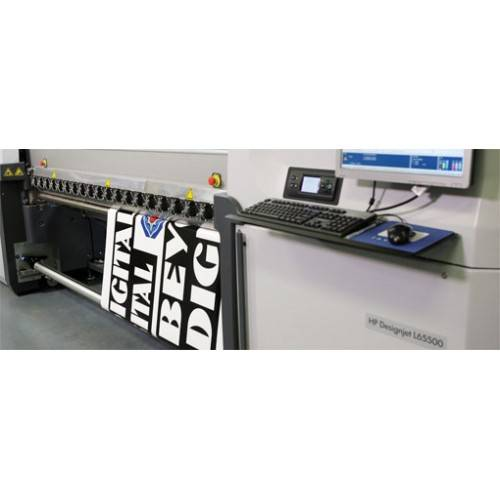 HP Designjet L65500 104 inch Latex Ink Printer