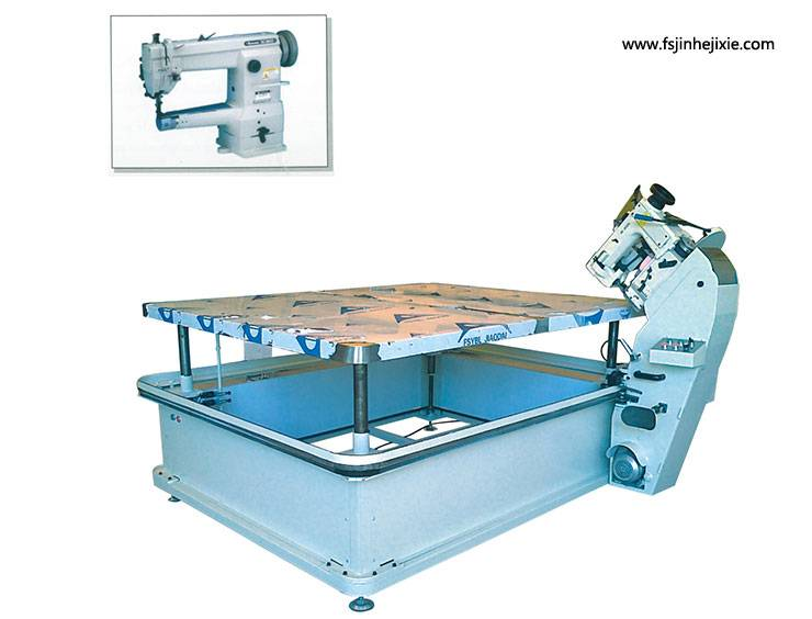 WB-2 Mattress Tape Edge Machine