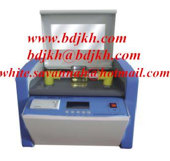 JKJQ-1Insulating oil dielectric strength tester