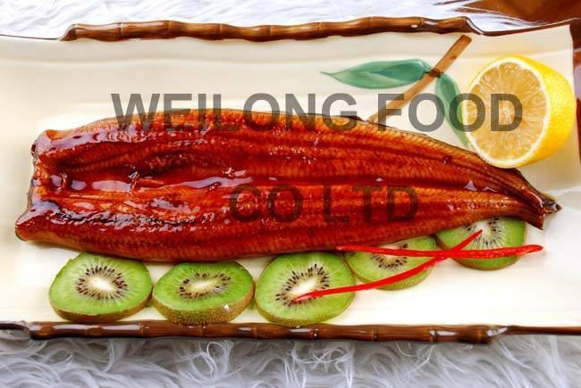 Frozen Roasted Eel (Unagi Kabayaki) from China