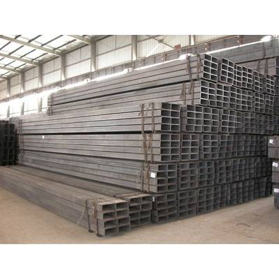 20x20mm to 200x200mm square steel pipes