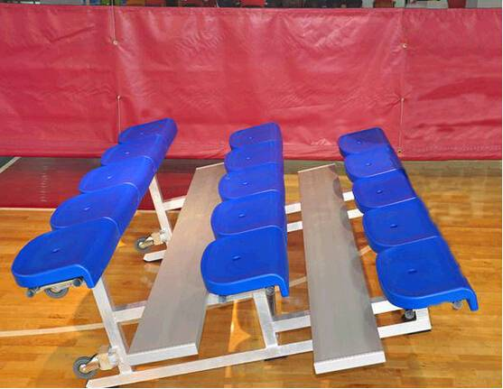 professional stadium portable bleachers