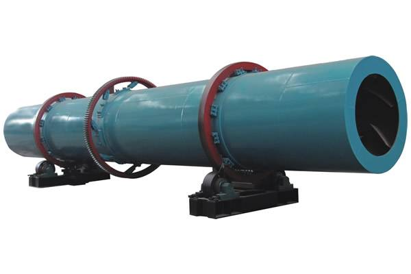 HSM high efficiency rotary slag dryer for sale