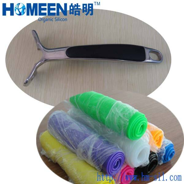 silicon wrap pan handles homeen let you use the pan more comfortably