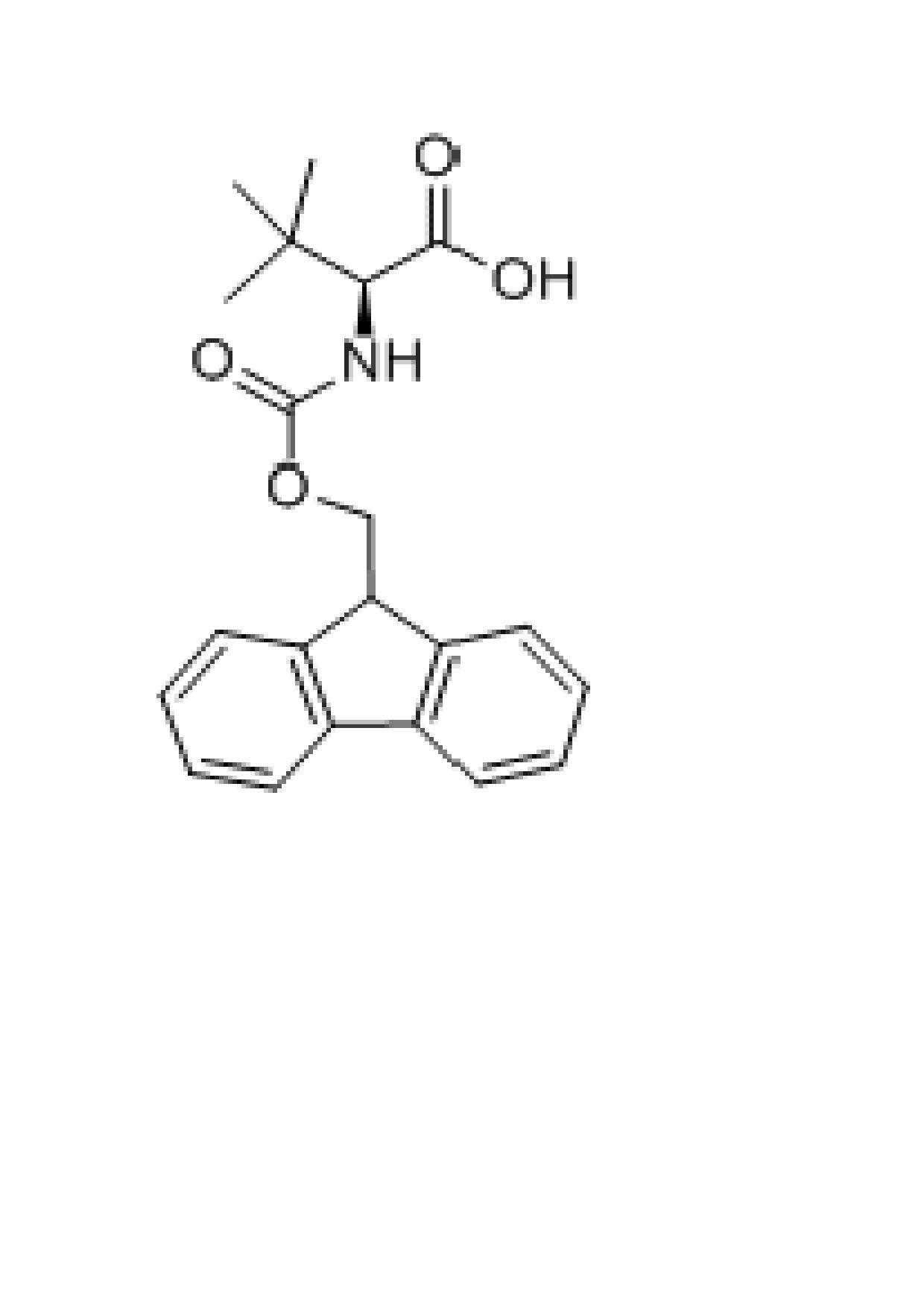 Fmoc-L-tert-leucine, CAS NO:132684-60-7