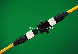 MTP / MPO Fiber Optic Adaptor, MTP / MPO Fiber Coupler, MTP / MPO Optical Fiber Adapters