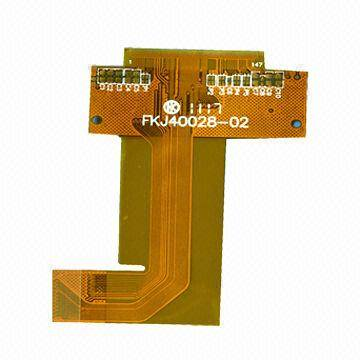 FPC for Resistive Touch Screen, Immersion Gold Surface Treatment FPC for Resistive Touch Screen, Im