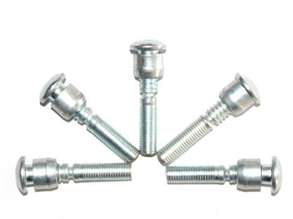Ring-grooved lock bolt