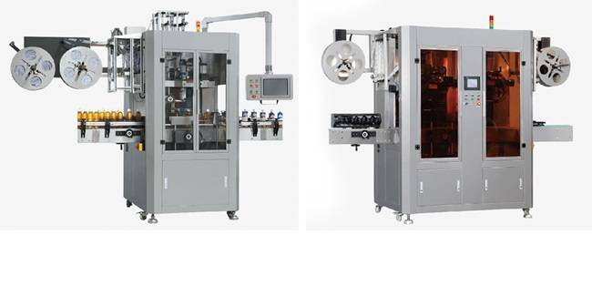 Sleeve Labelling Machine