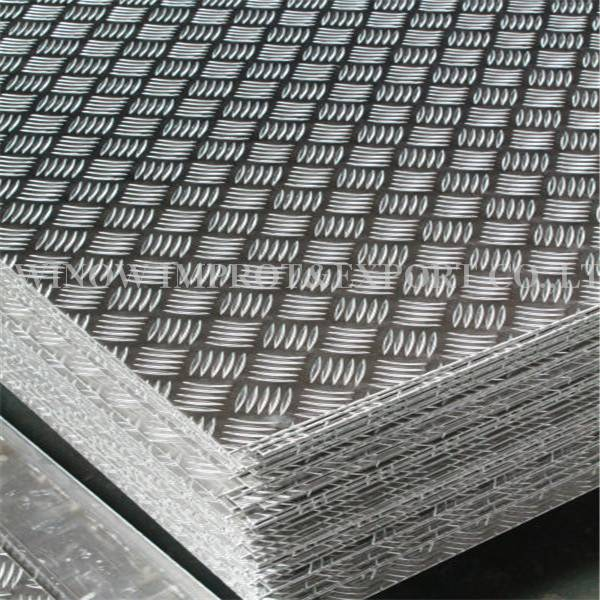 aluminum thread plate for anti-slip