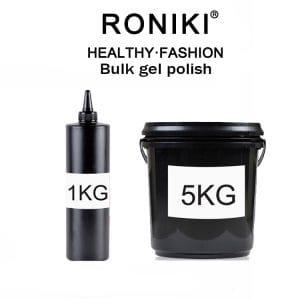 Gel Polish In KGGel Varnish Raw Material Gel Raw Material