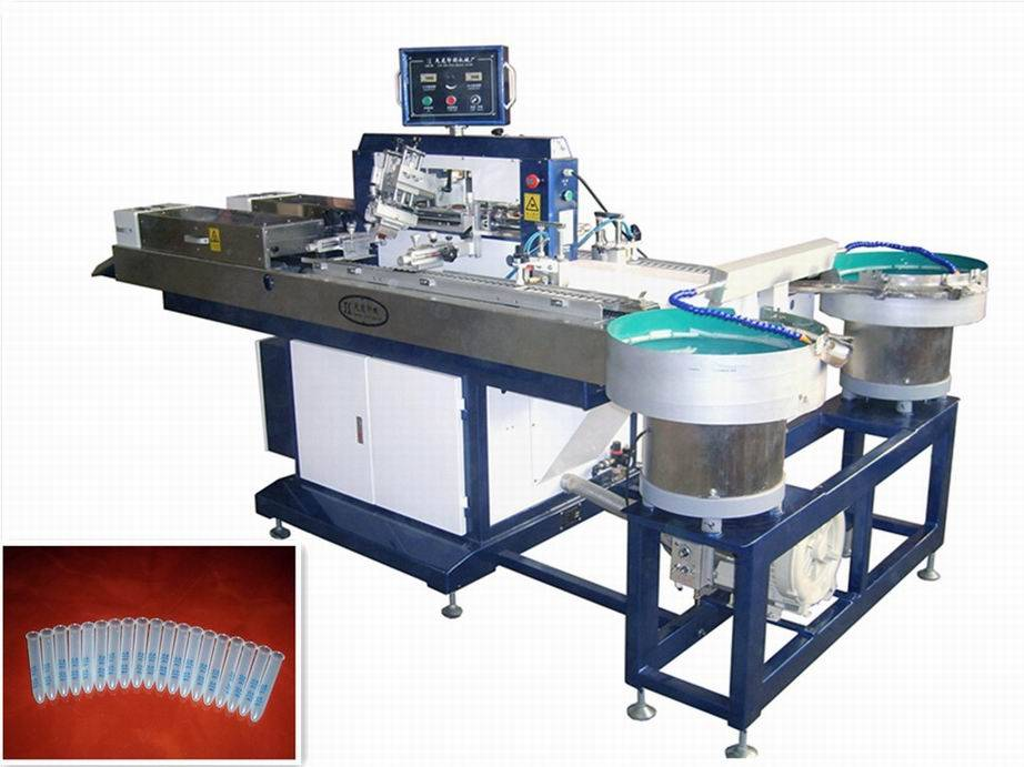 AUTOMATIC MEDICINE DROPPER SCREEN PRINTER