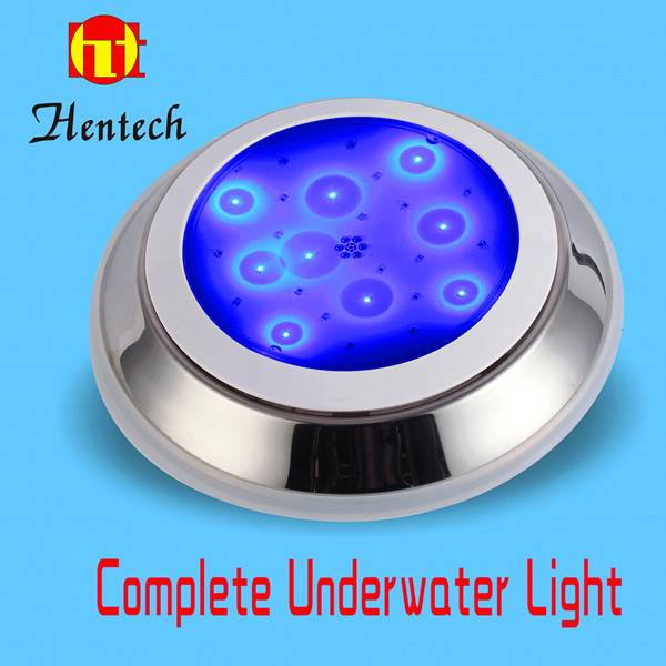 Resined High Power LED Underwater Swimming Pool Light Ht011c