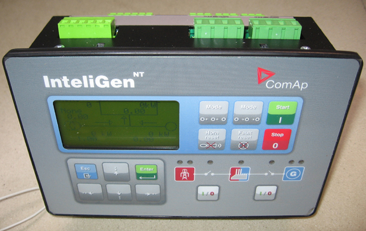 Diesel generator set control mod CM-GPRS CM-Ethernet CM2ETHERXBX Internet/Ethernet CM-4G-GPS DT-KIT