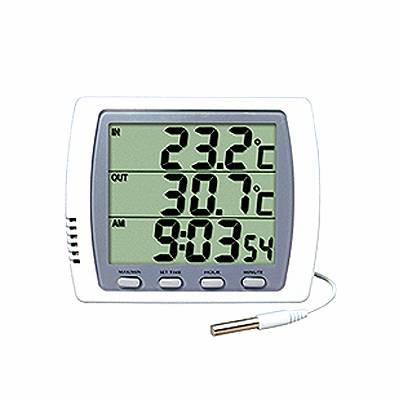 Indoor/Outdoor Thermometer: T-9261