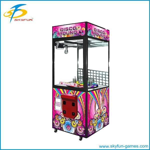 Electronic gift machine
