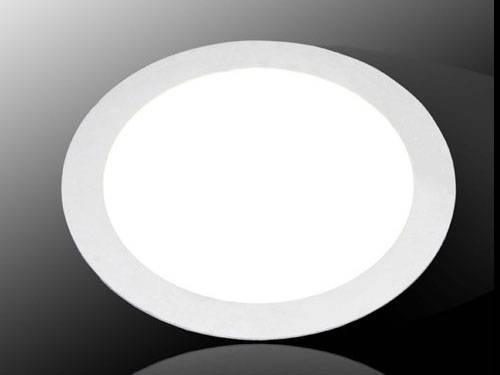 240mm round led ceiling panel light