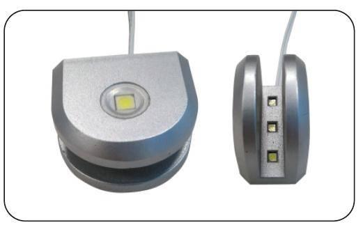 Glass Clip LED