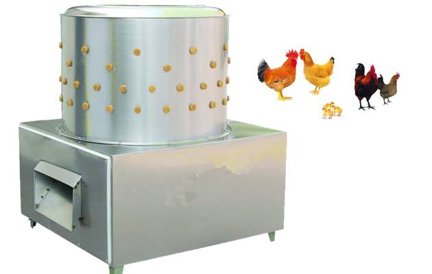 Poultry Depilating Machine