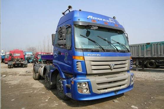Famous Foton new 6X4 truck tractor