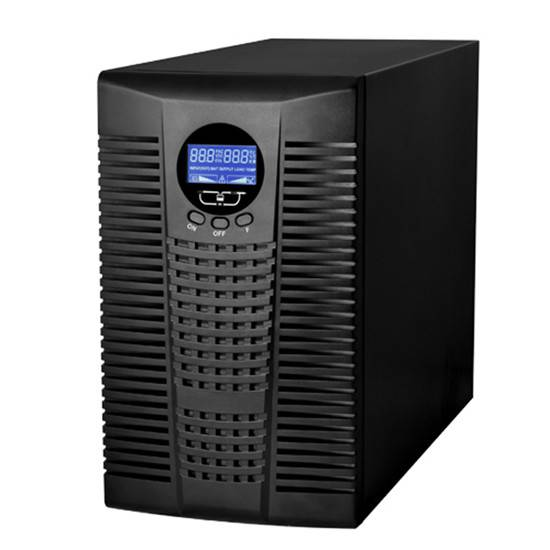 Sun Gold Power High Frequency Online UPS 2000VA/1600W 2KVA UPS Uninterrupted Power Suppy