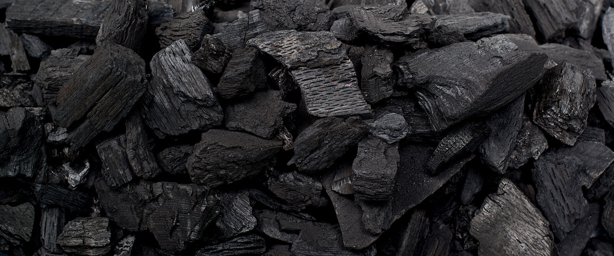 Hardwood charcoal ready for export sale