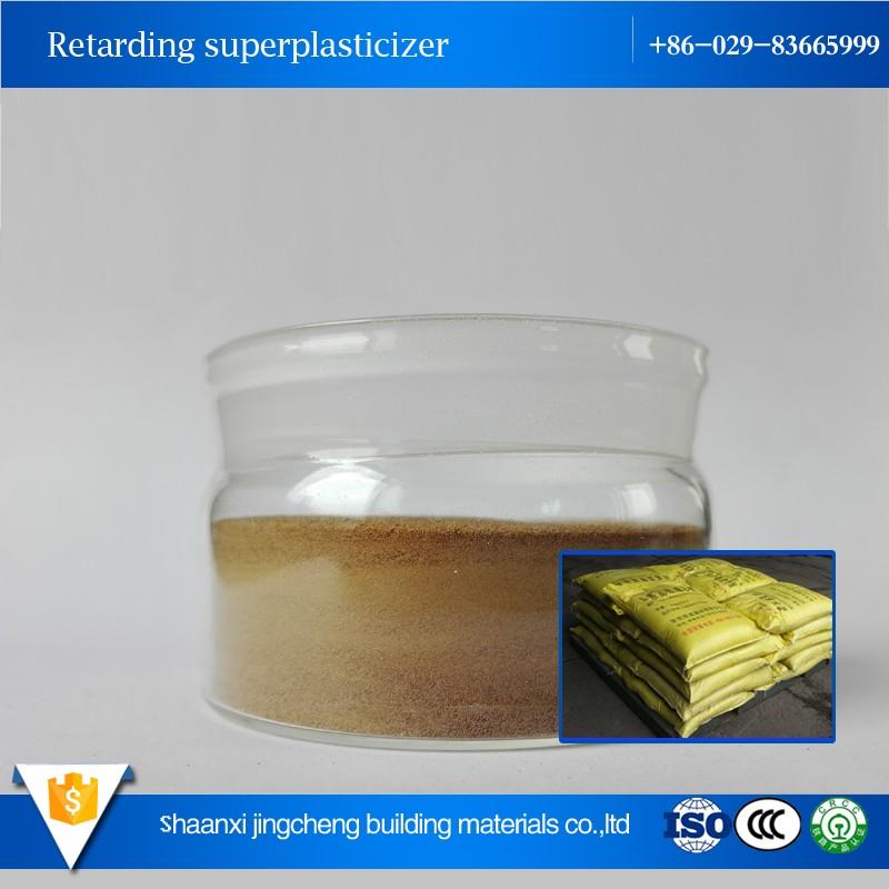 Venezuela retarding high efficiency superplasticizer based on naphthalene for concrete additives