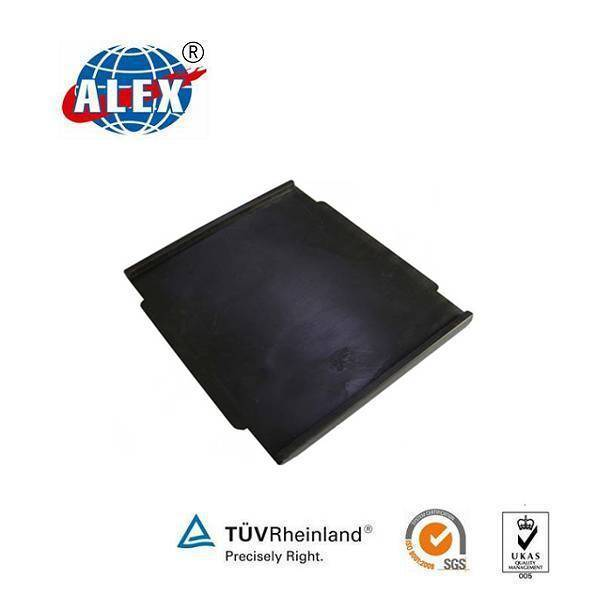 Synthetic Rubber/ EVA Pad for Rail Fastening System