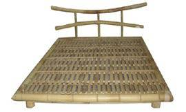 Best selling Bamboo beds 9002