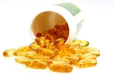 omega 3 fish oil softgel OEM services