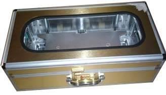 Portable Shoe Cover Dispenser