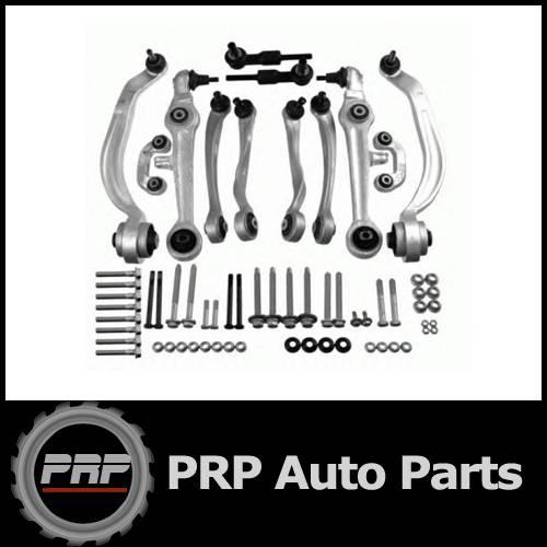 SUSPENSION Kit for AUDI A4 A6 A8 S4 VW PASSAT B5 8D0498998 4D0498998 Control Arms kit