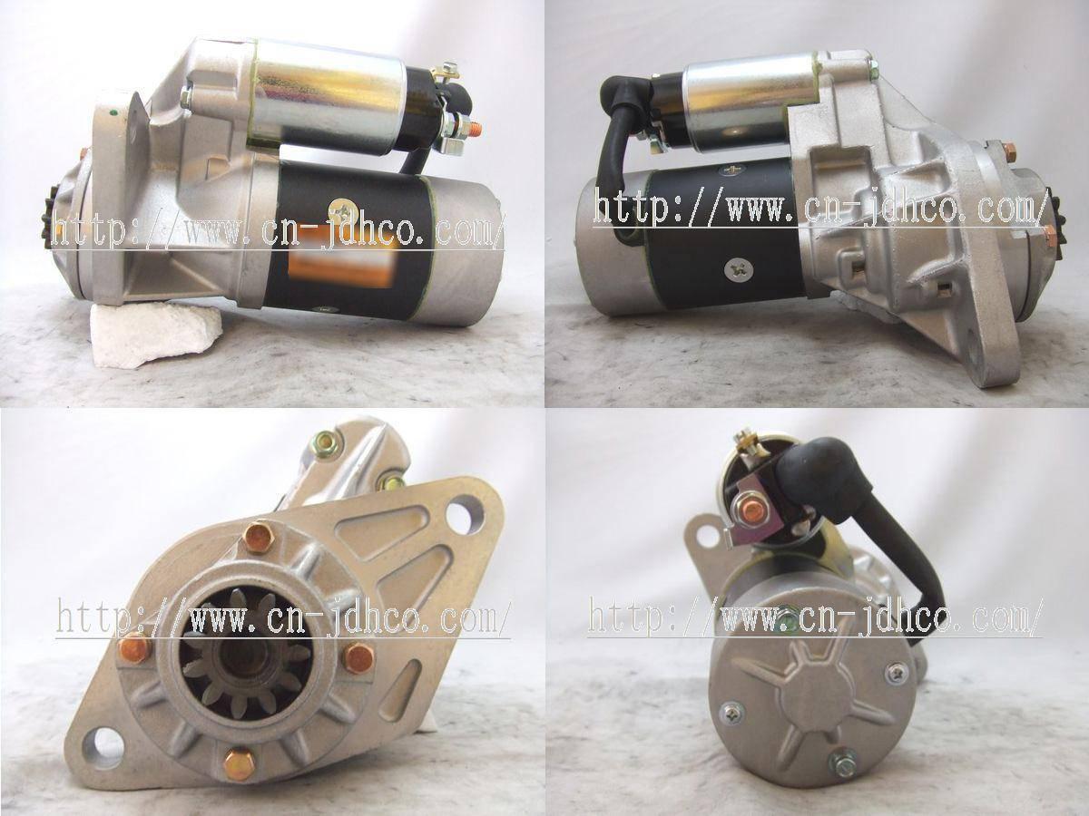 Starter motor 4HF1 4HG1 4HJ1 S25-163G 8970958112 ISUZU