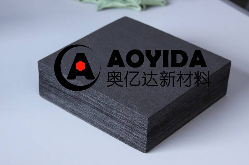 Rigid Thermal Insulation Carbon Fiber Material