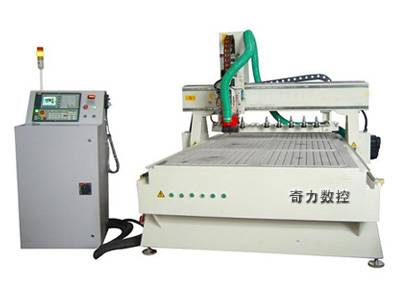 Automatic Tool Changing CNC Router QL-M25