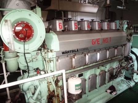 for sale WARTSILA 6R20 diesel engine